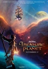 El planeta del tesoro<br><span class='font12 dBlock'><i>(Treasure Planet)</i></span>