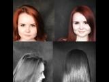 Наращивание волос для Саши