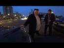 Стас Барецкий ИЗБИЛ таксиста в москве