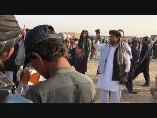 Arif khan wadding in paktika- Attan