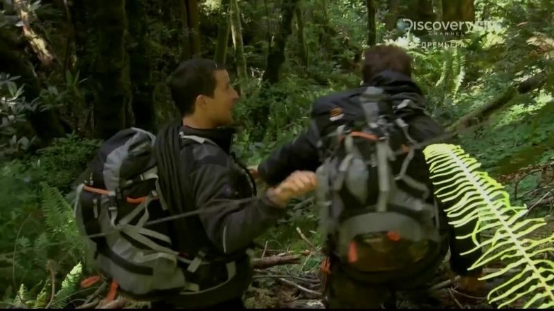 Звездное выживание с Беаром Гриллсом 1 сезон 4 серия HD 0001 Joined