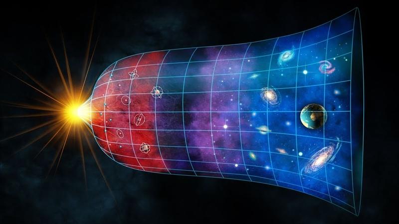 Большой взрыв и происхождение Вселенной (подборка эфиров) космология физика астрофизика