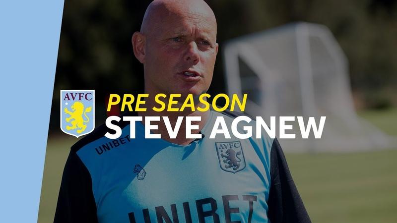 Pre-season 2018/19: Steve Agnew