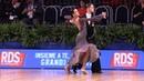 Madis Abel - Aleksandra Galkina EST, Tango | WDSF GrandSlam Standard