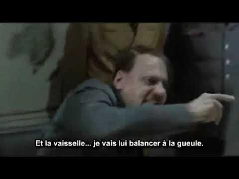 La chute - Hitler face aux Gilets Jaunes LE RETOUR