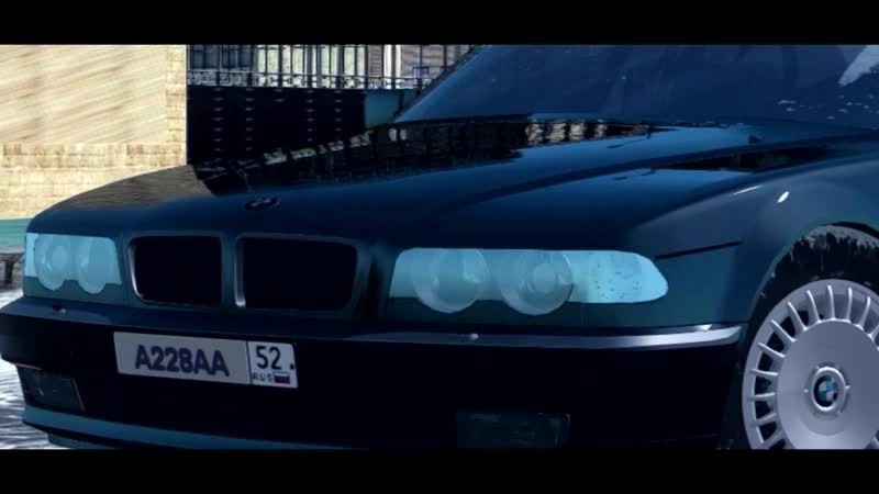 BMW 750il | by В.Пономарь