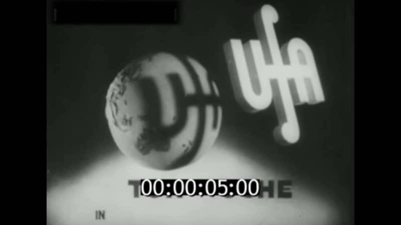 UfA Ton-Woche Nr. 373 / 1937 Dr. J. Goebbels 40. Geburtstag
