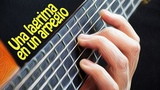 UNA LAGRIMA EN UN ARPEGIO - Spanish Classical Baritone Guitar Ramirez Fingerstyle