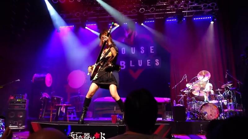 Wagakki Band LIVE ROCK Japanese traditional music