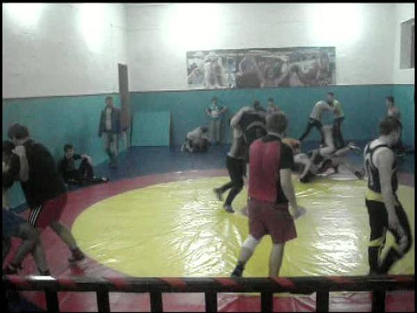 Тренировка. Греко-римская Борьба