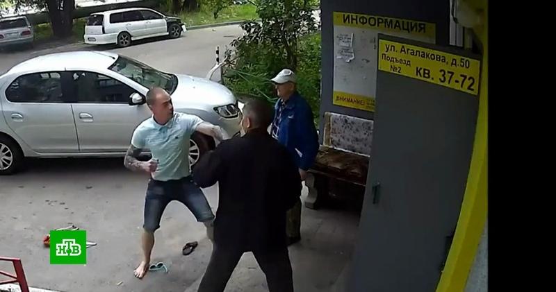 Избивший ветерана перед камерой житель Челябинска отделался условным сроком