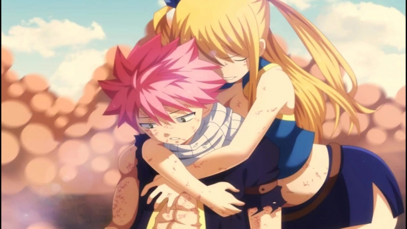 Fairy Tail OST 2 Natsu Lucy Believe ln Mysel The End