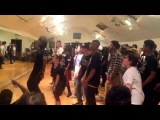 Les Twins London Workshop April 2014 - Larry's crew