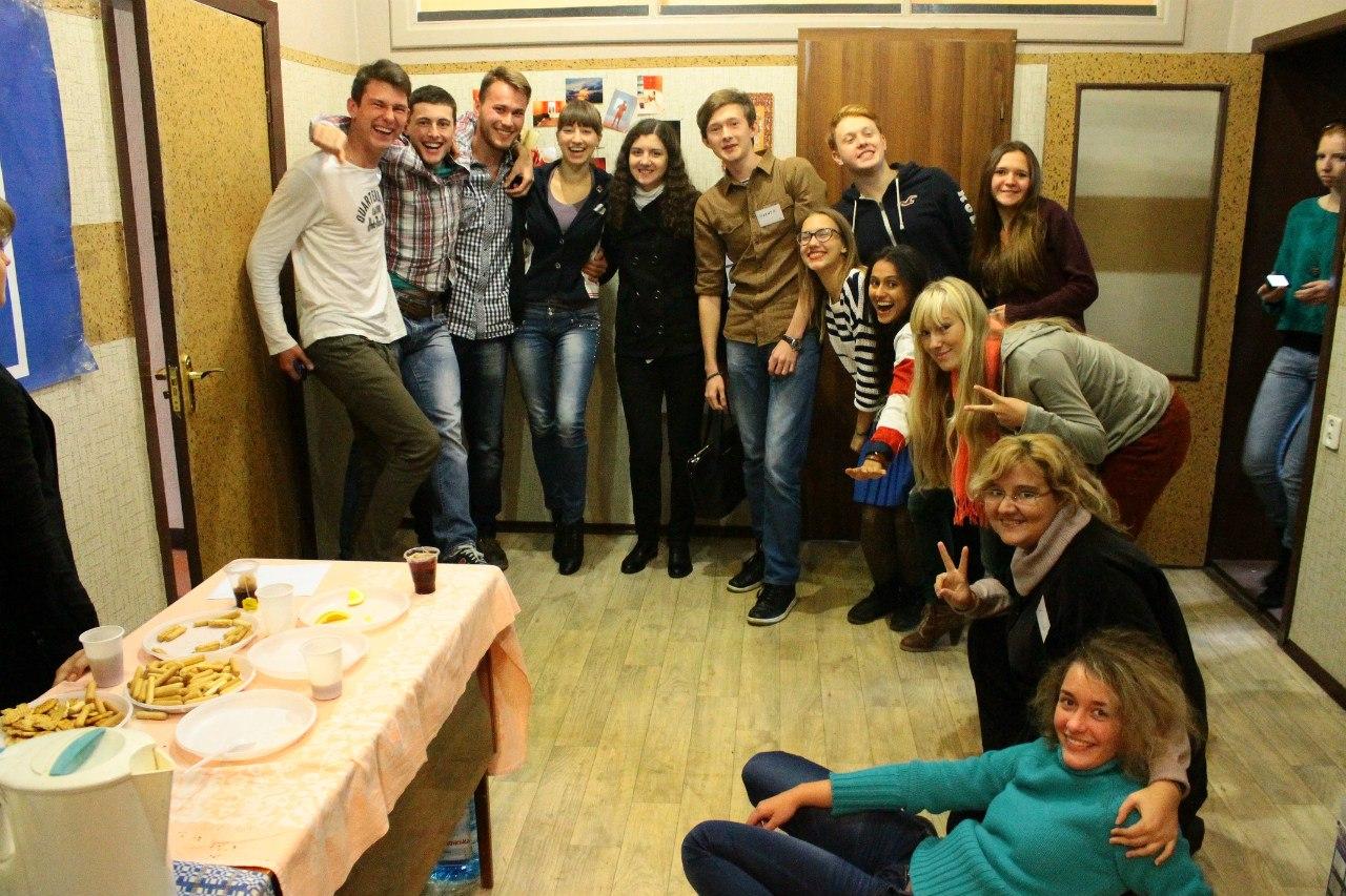 Базова ФРІ школа в Донецьку, вересень 2013