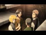 Вторжение Титанов | 1 сезон 3 серия | Тусклый лучик надежды в пучине отчаяния