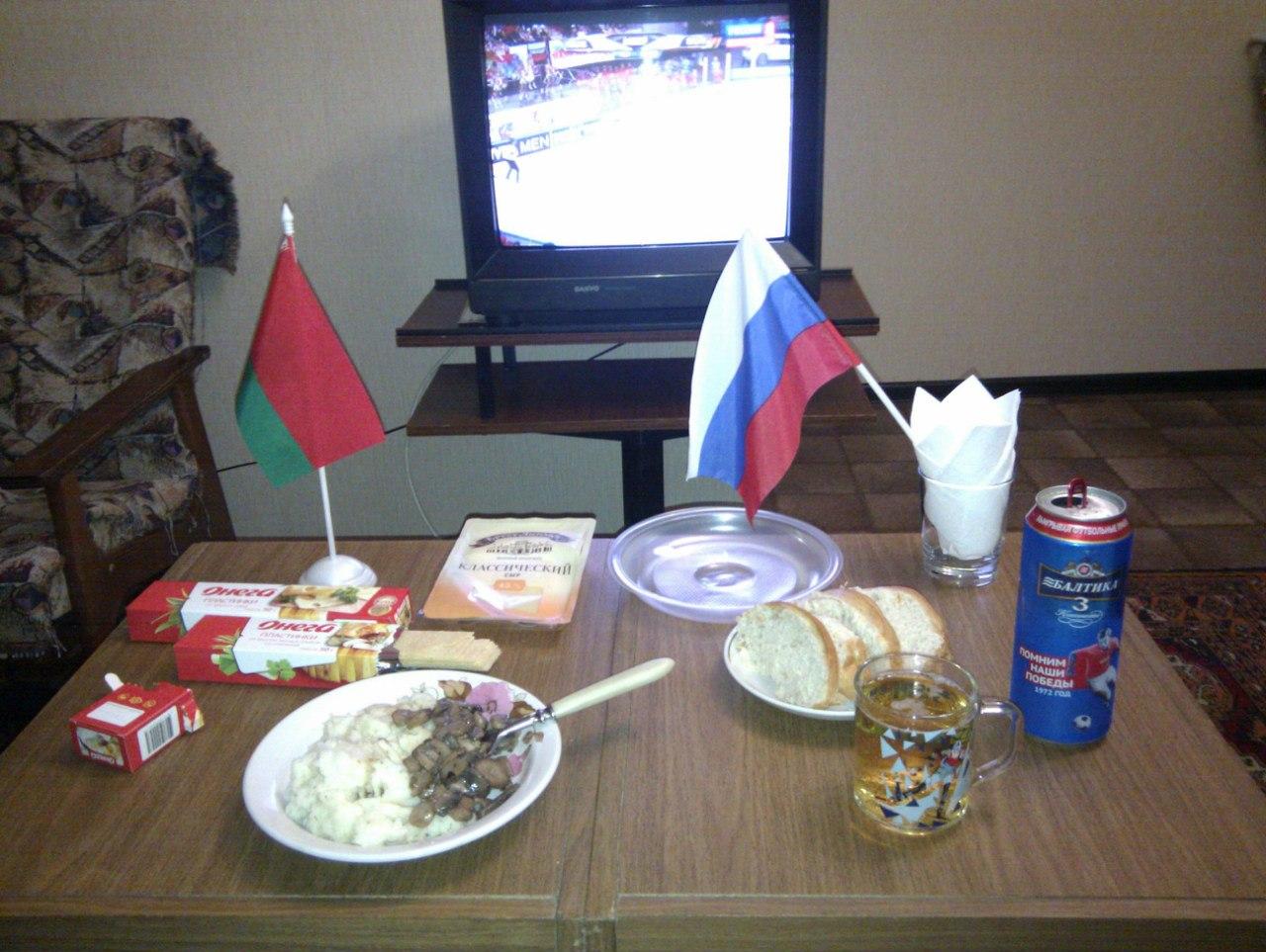 Беларусь-Россия