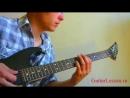 Metallica - Whiskey In The Jar (Аккорды, видео урок)
