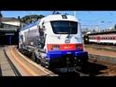 ČD 380 011 HRBOUN ● Bratislava hlavná stanica
