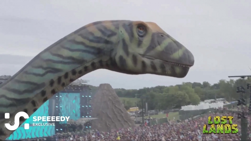 Excision (Detox Set) - Live @ Lost Lands Festival (The Prehistoric Paradox Stage)