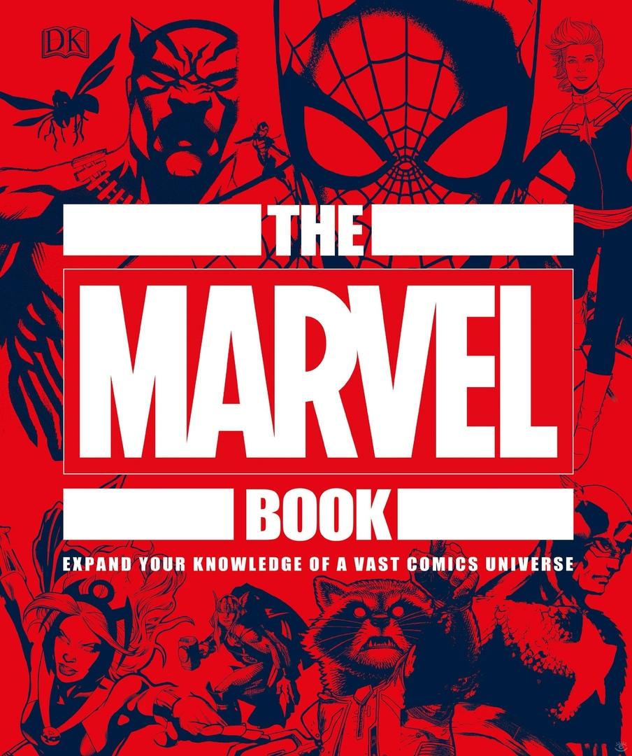 The Marvel Book - .epub