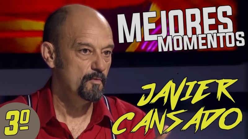 Los mejores momentos de Javier Cansado (3ªParte)