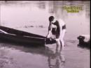 8mm FILM Banja Luka 1944 godine dajak čamac dayak boat