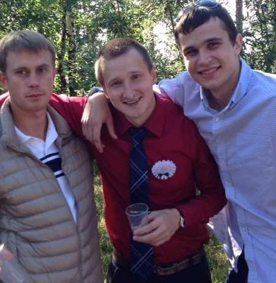 Глеб Докучаев, 12 августа , Северодвинск, id6583916