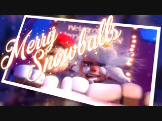 #Merry Snowballs