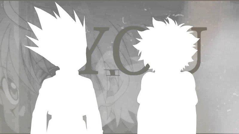 「HχH」My only hope is the lightGon/Killua