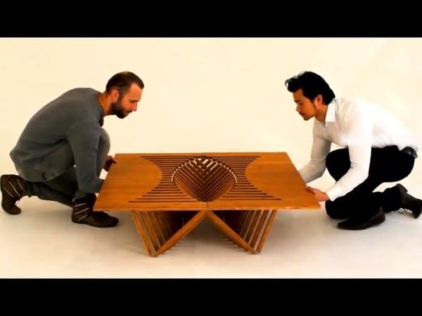NHỮNG SÁNG TẠO TIẾT KIỆM KHÔNG GIAN TUYỆT VỜI HƠN CHO NGÔI NHÀ BẠN P2, Creative furniture ideas