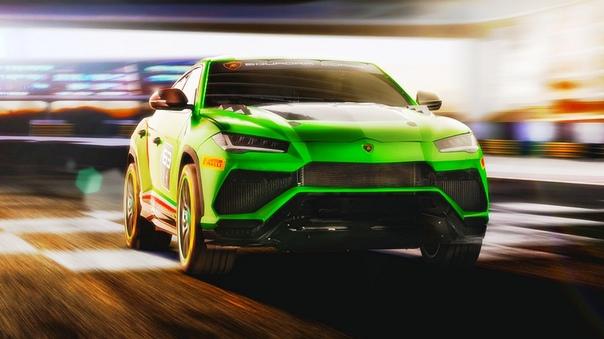 Lamborghini Urus получил гоночную версию.