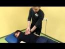 Мобилизация грудного отдела