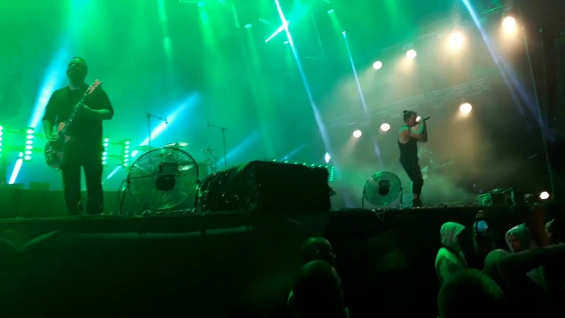 The Rasmus - In the Shadows live at Faine Misto festival