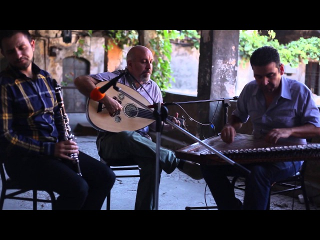 My Dark Place / The Secret Trio (Ara Dinkjian, Tamer Pinarbasi Ismail Lumanovski)