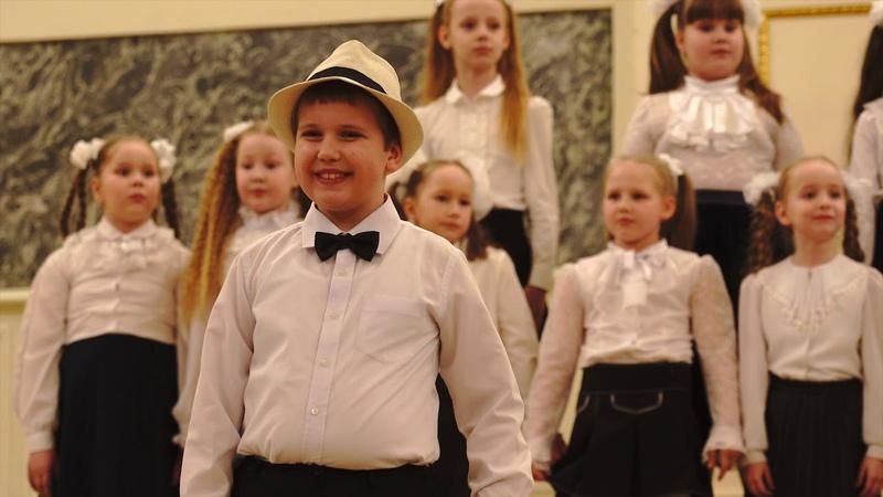Отчетный концерт СПб ГБУ ДО СПб ДШИ им. А.П. Бородина I отделение.