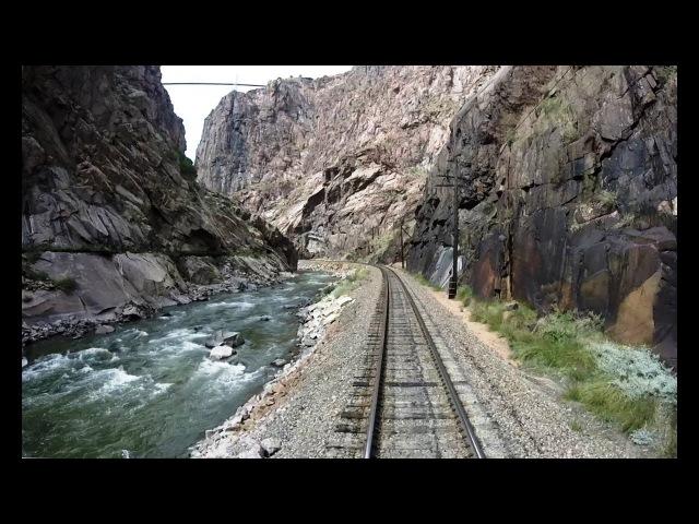 Royal Gorge Route Railroad – Driver's Eye View
