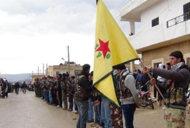 Suriyadakı YPG kürd silahlıları hərbi cinayətlərdə ittiham olundu