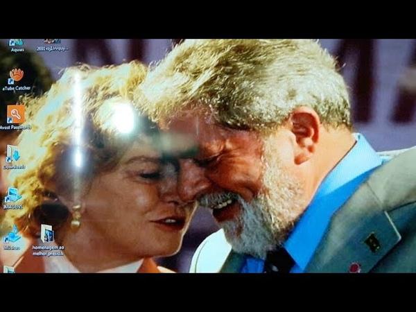 Homenagem ao melhor presidente do Brasil. Lula