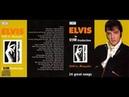 Elvis Presley Spliced Takes Still In Memphis