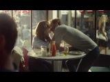 Чувства во время первого поцелуя реклама