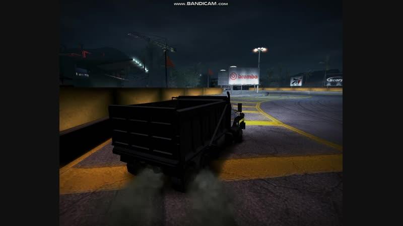 оперский далбаёб угнал мусоровоз и начал валить боком смотреть до конца 18