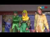 Коллекция бренда Fashion House Nianila не оставила равнодушным ни одного зрителя на IV Фестивале