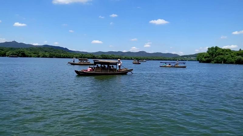 озеро Сиху, г.Ханчжоу