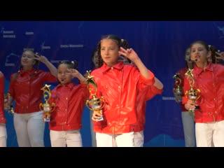 Гала-концерт VIII Всероссийского фестиваля-конкурса детского и юношеского творчества