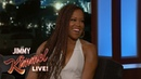 Regina King Finally Met Longtime Celebrity Crush