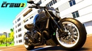 THE CREW 2 GOLD EDiTiON (TUNiNG) DUCATI DIAVEL PART 479