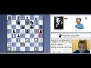 Анатолий Карпов избивает своего соперника в Испанской партии Шахматная Олимпиада 1974