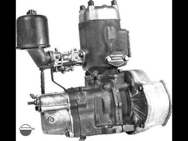 Мотолебедка из двигателя ПД-10