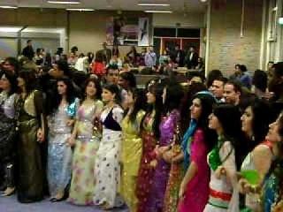 nawroz 2010 rottedam holland. kurd-meida