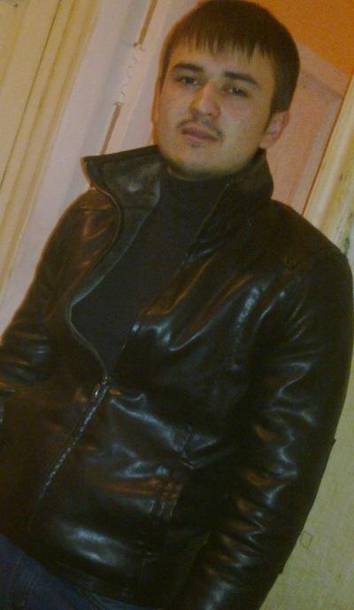 Ойбек Маткаримов, 14 февраля 1990, Санкт-Петербург, id208002847